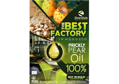ZINEGLOB/PRICKLY PEAR OIL WHOLESALER AND EXPORTER