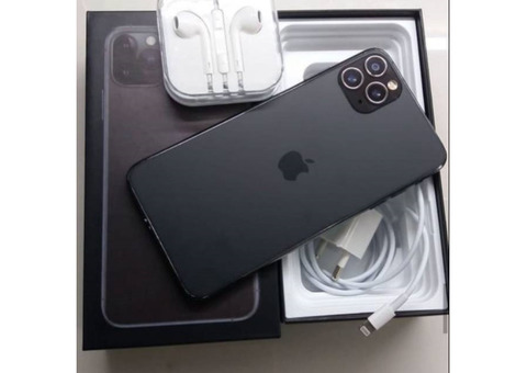 New and original Apple iPhone 11 / 11 Pro / 11 Pro Max 64 / 256 / for SELL