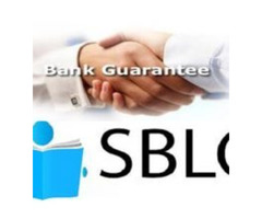 We are direct providers of BG, SBLC and LC with affordable rates, We move first.