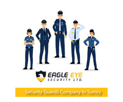 Best Security Company in Surrey,BC - Eagle Eye Security