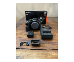 Sony Alpha A9 II Camera Body