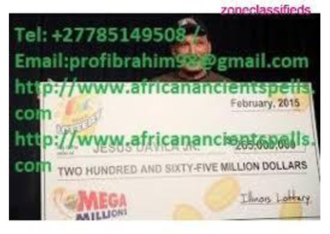 Lottery Spells With Ensured Results - Spells to Win the Mega millions  +27785149508 /