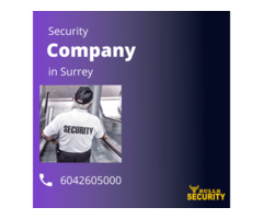 Best Security Guard Company in Surrey | BC